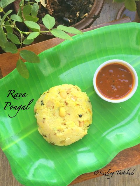 Rava Pongal | Semolina - green gram pongal | Pongal Varieties   This week we present some festival recipes. And its a savoury dish thats served in Pongal at our home. Kids are now getting picky with the usual Ven Pongal & Chakkarai Pongal varieties so we have ventured to make other varieties on festival days - both from an intention to consume millets / whole grains and also as a break from theusual fare. The pongal Menu is quite exhaustive at our home : Rasam is usually not made that day…