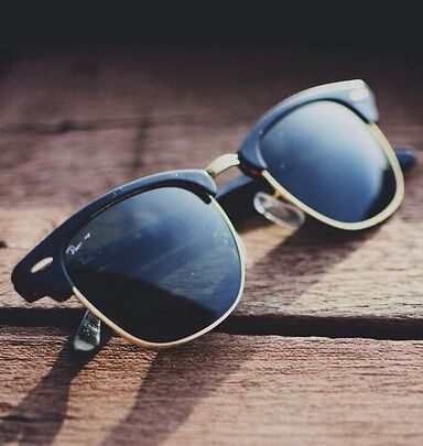 ray bayer boat ray-ban clubmaster blue