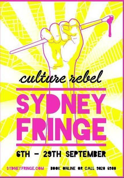 Sydney Fringe Festival - September