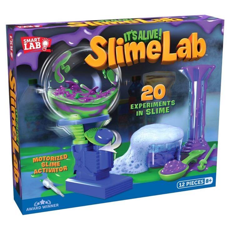 SmartLab Toys It's Alive! Slime Lab