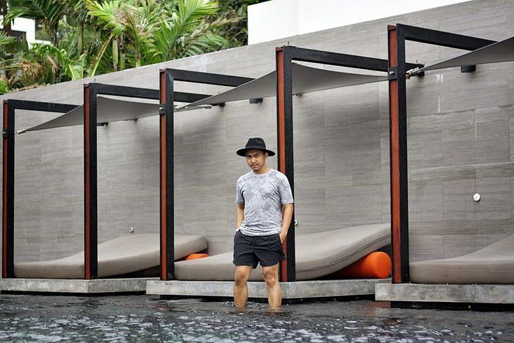 DELUXSHIONIST | Indonesia Fashion and Lifestyle Blogger: LEISURE FASHION OUTFIT @ Aleenta Resort & Spa Phang Nga Phuket Thailand