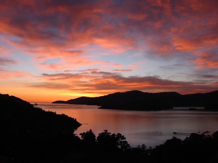 pastel sunrise....