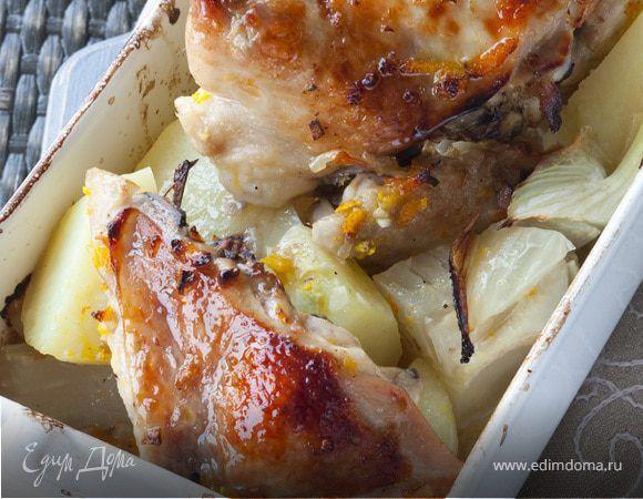 """Карамельное мороженое, курица по мароккански, творожные ньокки: рецепты на сайте """"Едим Дома"""""""