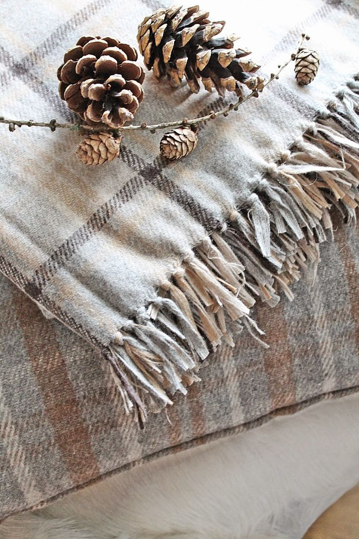 Find This Pin And More On Plaid Blanketslove Them