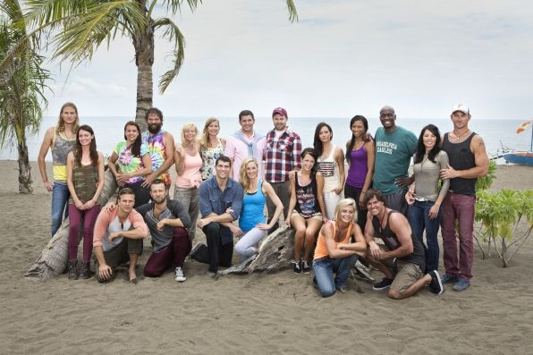 Survivor Photos: Cast of Survivor: Blood vs. Water on CBS.com