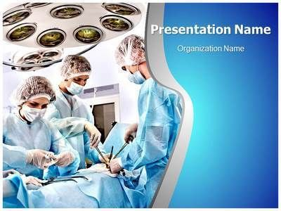 31 best Surgery PowerPoint (Ppt) Presentation Templates images on - nursing powerpoint template