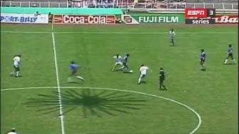 Maradona - Gol del siglo (HD) - YouTube