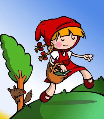 Los cuentos de siempre: Caperucita roja