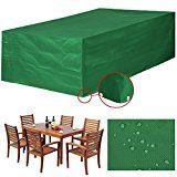 Amazon Möbel allgemein Yahee Abdeckung Gartenmöbel Schutzhülle für Gartentisch und Stühle Wasserdicht Möbel Abdeckhaube…%#Quickberater%
