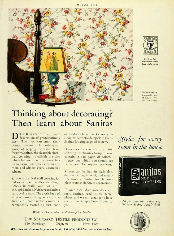 Standard Textile Products Co 1928
