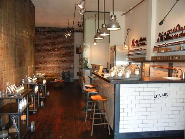Le Labo, a French perfumery, recently opened on upper Fillmore Street. The perfumes are hand-formulated and bottled on site for freshness, w...