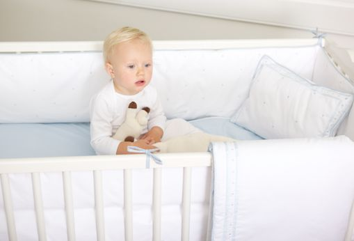 Our little ones spend more hours sleeping that we do, shouldn't they have just as good bedding as you??