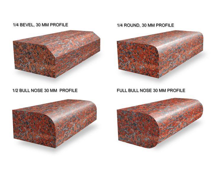Obróbka krawędzi http://www.polishgranite.pl/wizualizacja-3D-krawedzi.html