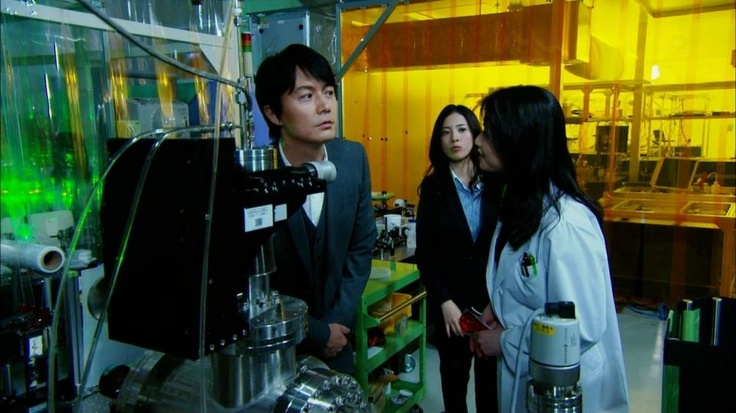 Galileo's episode 6 goes back up to 20%! 20.4% with Yui Natsukawa as the guest