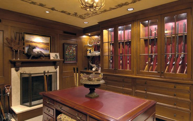 Man Cave Espn : Best images about gun room on pinterest safe