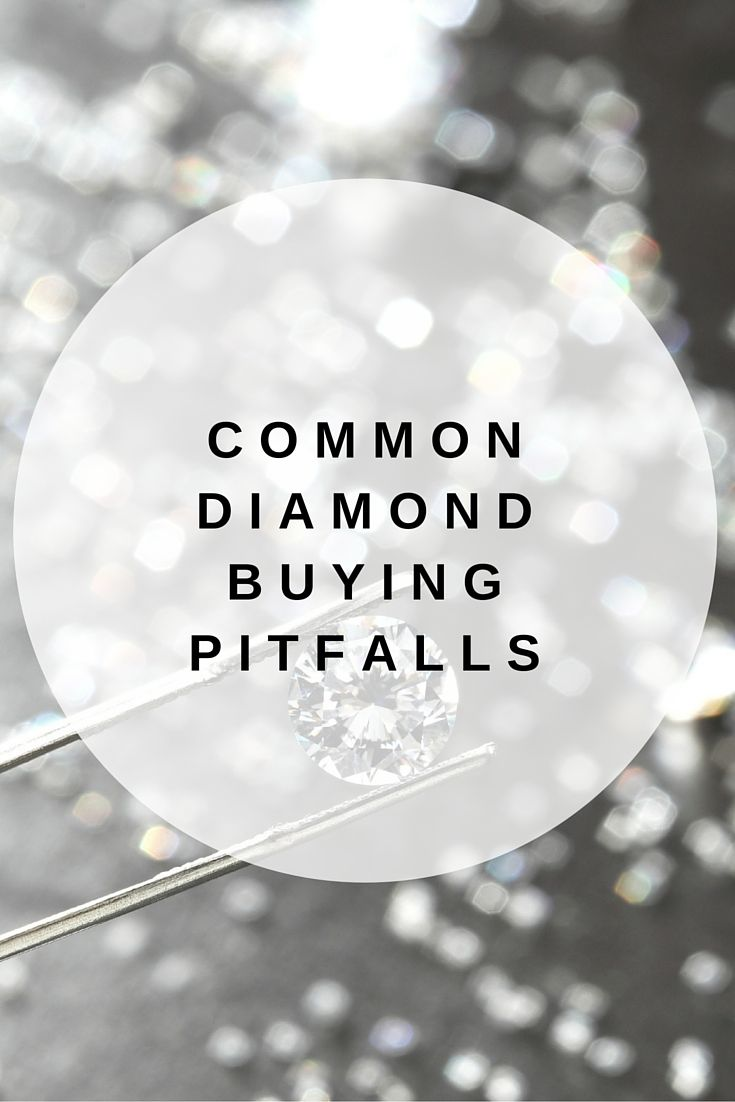 Buying a diamond can be stressful. Avoid these common mistakes so you can make a purchase you'll treasure.