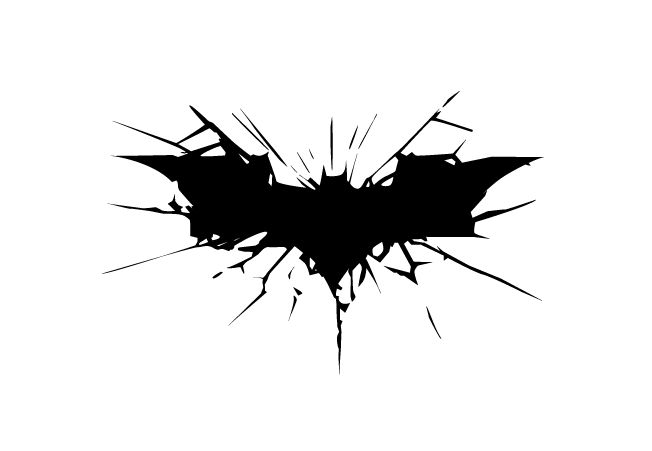 I'd love a little Batman tat.