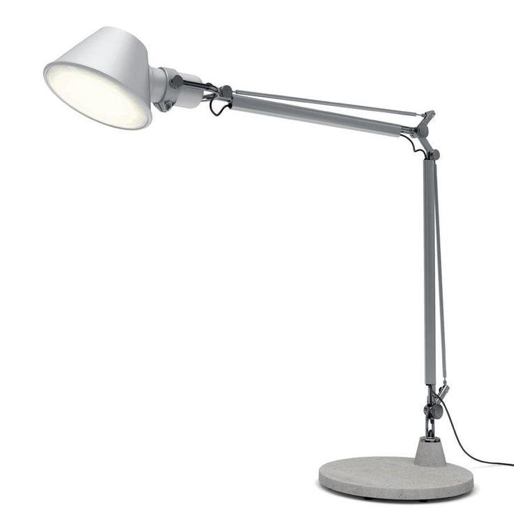 Technical info color aluminium voltage fitting lamps description 1 x hci placement floor table usage indoor outdoor
