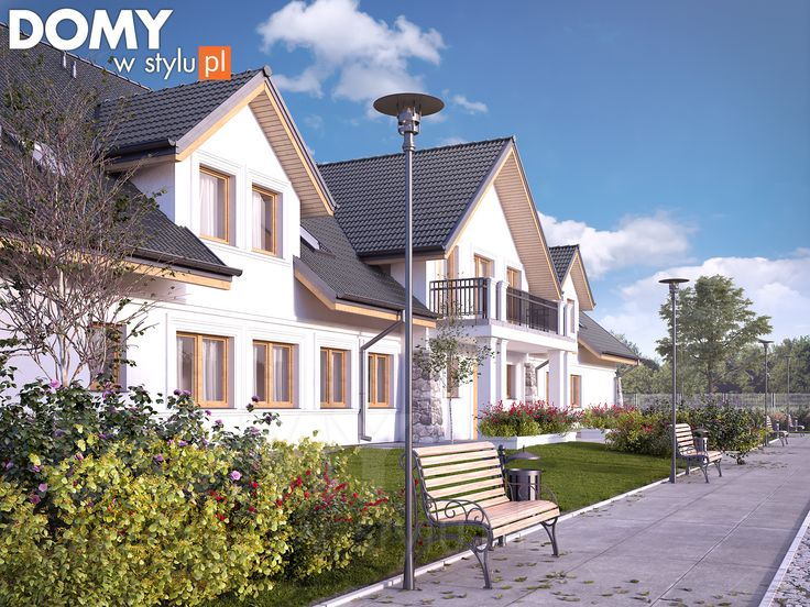 Projekt domu opieki - Horyzont. Pełna prezentacja projektu dostępna jest na stronie: https://www.domywstylu.pl/projekt-pensjonatu-horyzont.php #horyzont #domywstylu #mtmstyl #projekty #projektygotowe #dom #domy #projekt #design #newdesign #home #houses #architektura #architecture #domopieki #domyopieki #budownictwospołeczne #pensjonat