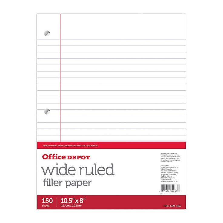The 25+ best Office depot ideas on Pinterest Office depot - office depot resume paper