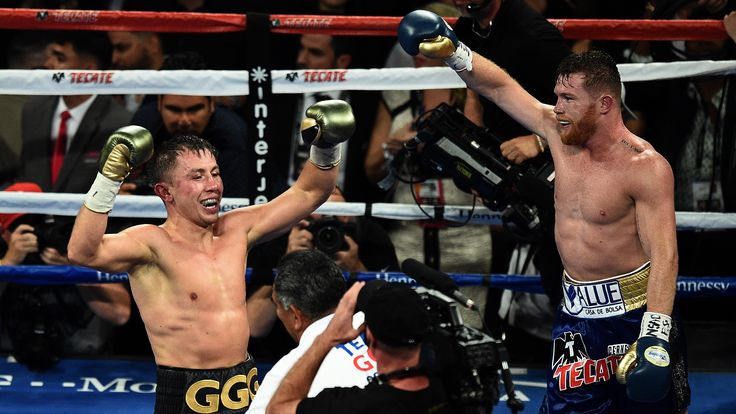 STATEMENT FROM GOLDEN BOY PROMOTIONS AND GGG PROMOTIONS ON REPORTS OF CANELO-GOLOVKIN PAY-PER-VIEW NUMBERS #CaneloGGG #Boxing #GoldenBoy #GGG