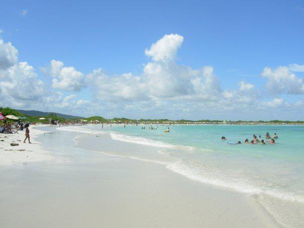 Playas de Chichiriviche, Estado Falcon. Venezuela