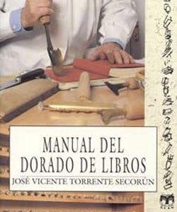 En este manual, el autor nos transmite con todo detalle sus conocimientos de los fundamentos y técnicas del dorado de libros, adquiridos a través de sus largos años de experiencia.  http://casadelencuadernador.com/producto/manual-del-dorado-de-libros/
