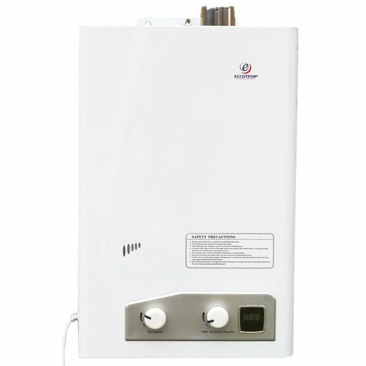 http://www.mobilehomemaintenanceoptions.com/mobilehomehotwaterheaterreplacement.php has some info on the types of water heaters that can be installed in a mobile home.