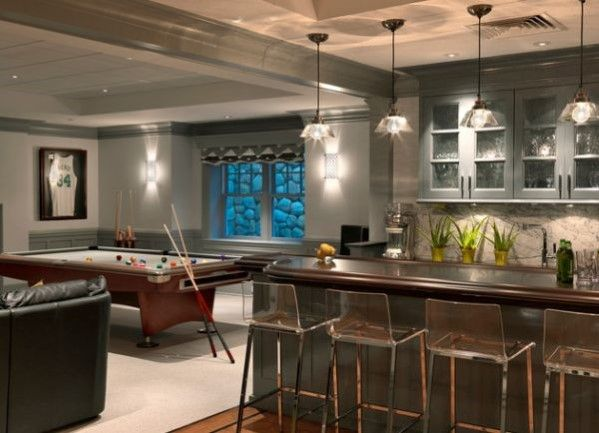 22 best Games/ Bar room images on Pinterest | Gaming rooms, Home ...