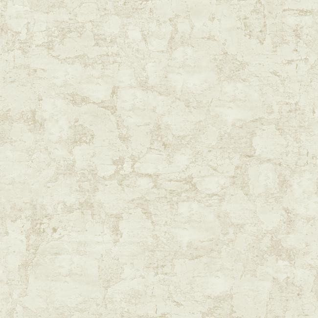 Plaster Texture Wallpaper In Cream Design By York Wallcoverings