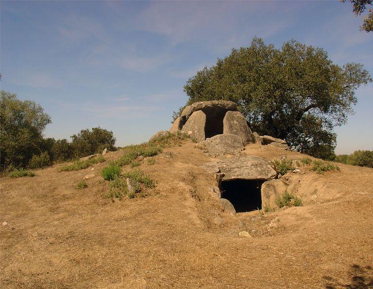 Anta de São Geraldo. Portugal (3000 a.C.) By pt.slideshare.net