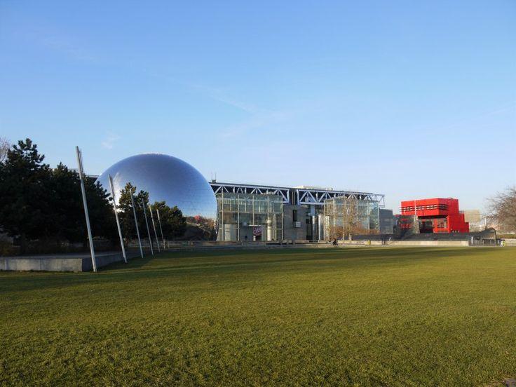 Parc de la Villette Paris