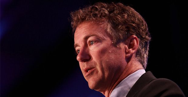 "RAND PAUL: OBAMA IS NOT A KING Senator warns of Constitutional crisis over climate change ""end-around"" of Congress"
