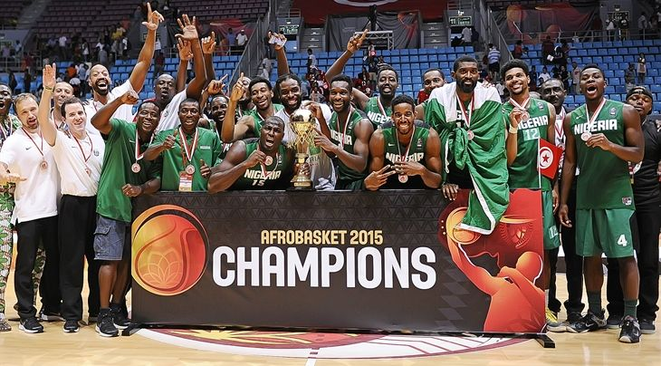 Welcome to SportsDezk's blog: Basketball:Nigeria beat Angola to win first-ever A...
