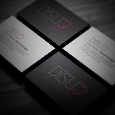 business card! DISU_dress in style u love