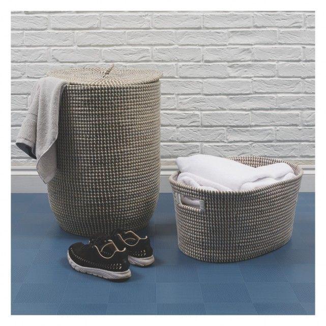 Grey Cottage Woven Storage Bins: Best 25+ Woven Laundry Basket Ideas On Pinterest