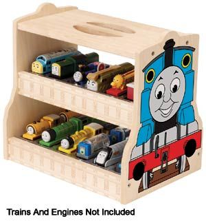 Let Thomas Be A Really Useful Engine By Helping Children Keep Their Engines  Organized.