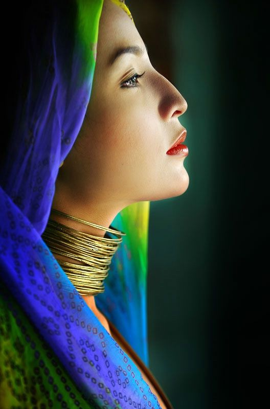 A beauty: Style Boards, Head Wraps, Color, Bluegreen, Blue Green, Earth, Hair Accessories, Beautiful People, Photo