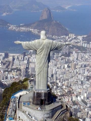 Rio de Janeiro - there are no words for how much I want to see this!