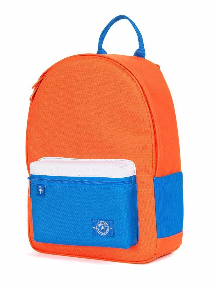 Parkland Edison Preschool Backpack - Sky Pilot Orange