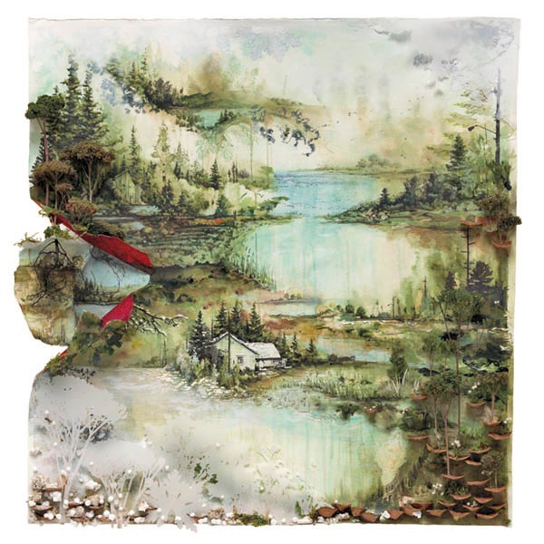 Bon Iver - check them out.