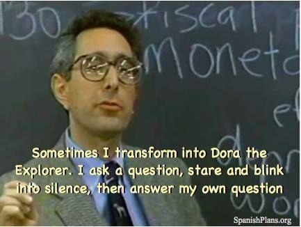 Haha parents and teachers do this