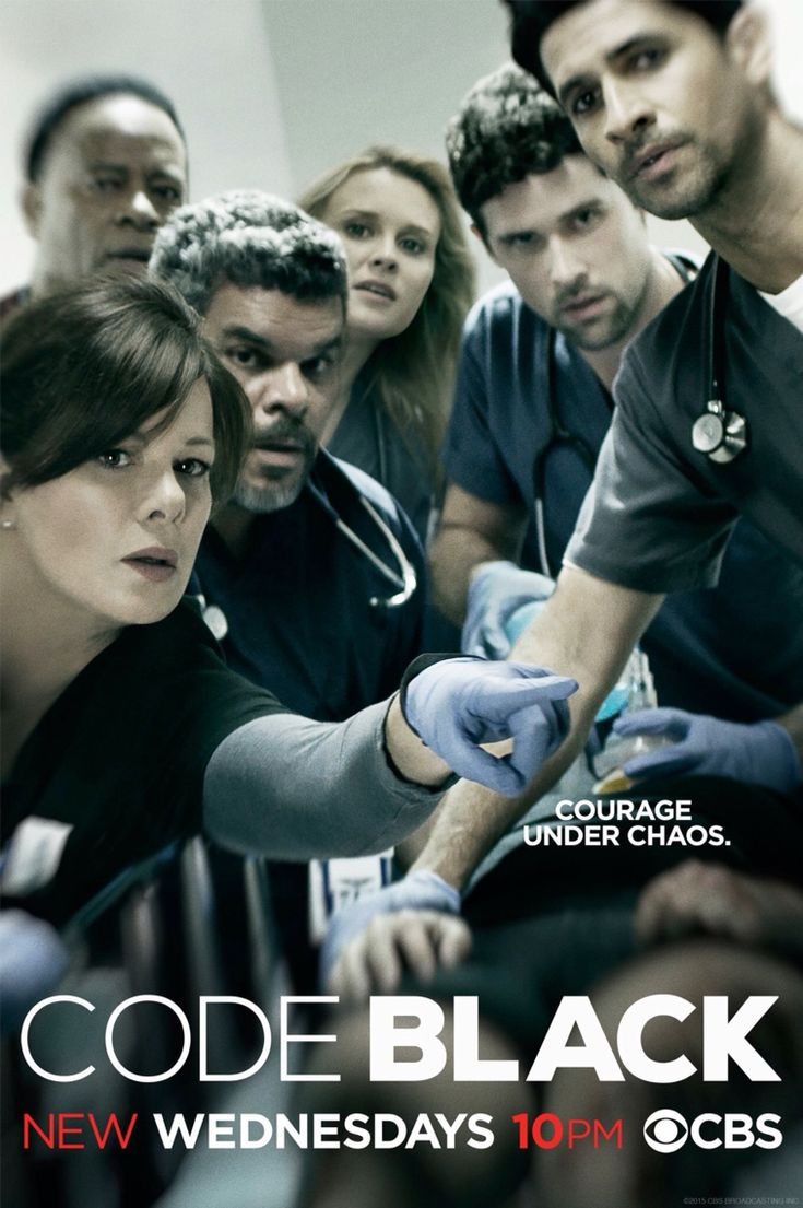 Code Black...I really like this show...I watched it from day 1 and now they got rid of it.