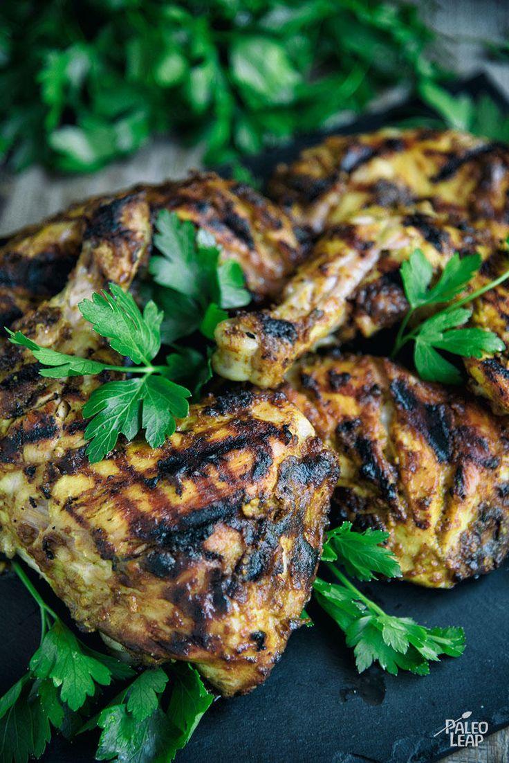 Grilled Tandoori-Style Chicken Legs | Recipe | Classic ...