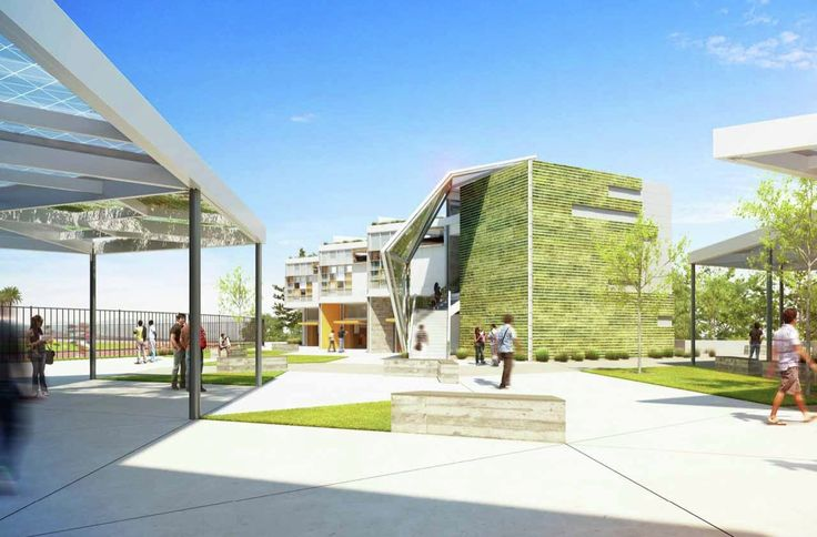 Gallery of Flex: Flexible Learning Environments / HMC Architects - 4