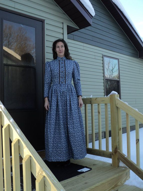 Custom Women's Pioneer Little House on the by HeritageDressmakers, $79.00
