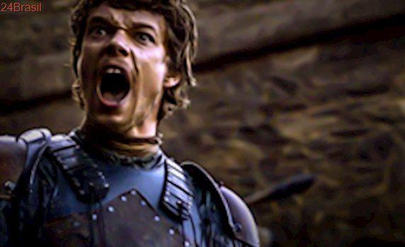 """""""Será uma temporada louca"""", diz intérprete de Theon Greyjoy sobre o sétimo ano"""