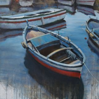 Limited  edition giclée reproduction available on paper, canvas or gallery wrap.