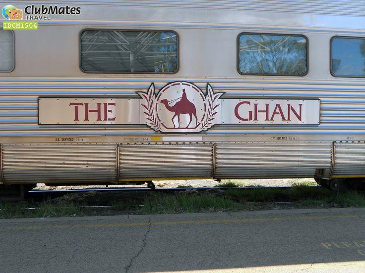 The Ghan Coach