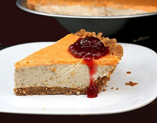 Brown Butter Custard Pie with Cinnamon Toast Crumb Crust, Sweet Potato ...